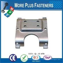 Fabriqué à Taïwan Custom Made Stamping Parts