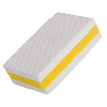 New multiple and tier magic eraser cleaning pad household cleaning sponge