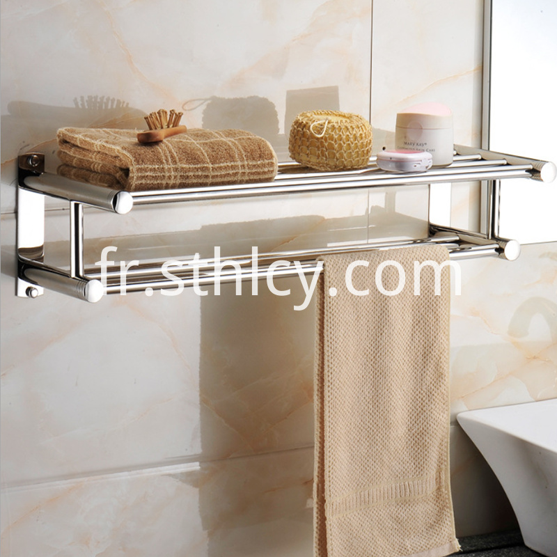 High quality stainless steel towel rack