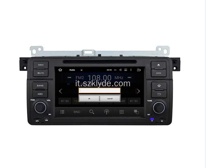 Car Electronics Gps per BMW