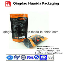 Custom Stand up Pouch Seeds and Nuts Plastic Packaging Bag