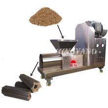 Agricultural Wood Waste Sawdust Rice Husk Coconut Shell Straw Biomass Briquette Machine