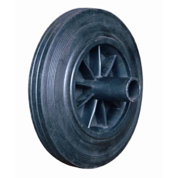 Solid Rubber Trolley Wheels PW3110(8*2)