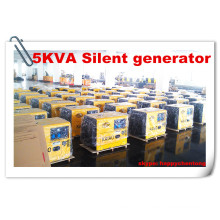 Kaiao 5kw Silent Diesel Generator for Sale