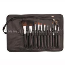 Makeup Brush with Natural Hair (11PCS)