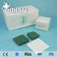 Différents types de maille 100% coton gaze écouvillon: 12x18,30x12,19x15