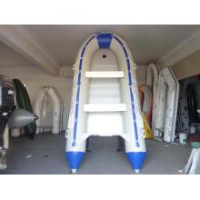 SD420 PVC sauvetage gonflable bateau à moteur