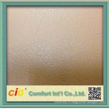 Matière première de cuir synthétique PVC automobile chinois