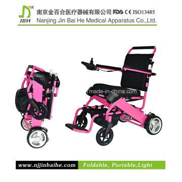 Cadeira de rodas elétrica do volume pequeno para Diabled
