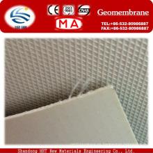 Geomembrana impermeable de PVC para la construcción de carreteras