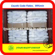 Heißer Verkauf von ernster - Caustic Soda Flakes 99% (YL-02)