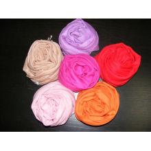 Neueste Frauen solide Schal / Schal