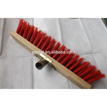 400mm Outdoor Wooden Broom Head for Cleaning