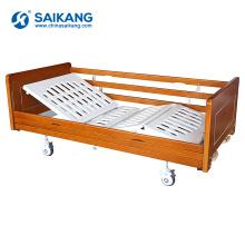 SK010-4 Adjustable Home Patient Care Nursing Bed For Elder
