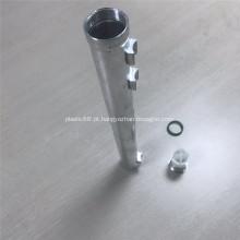 Tubo de armazenamento de líquido de extrusão a frio de alumínio