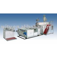 Машина для производства полиэтиленовой пузырьковой пленки