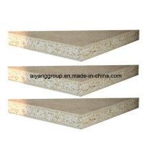 Завод по производству древесностружечных плит / Сырьевая древесностружечная плита / Обычная ДСП для каркаса шкафа