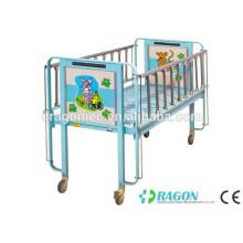 2013 HOT! DW-CB01stainless berço de bebê de aço cama de bebê de hospital