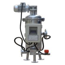 Filtration automatique d'aspiration de brosse avec le moteur électrique de 0.55kw (YLXS)