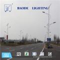 8m 60W светодиодный уличный свет от солнечной