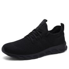 Hot Sale manufacturer Light Running Comfortable Wear resistant Casual sport shoes for men Walking Sneaker Breathable
