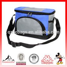 Nuevo diseño Cans Cooler Bag con correa ajustable Coolbag