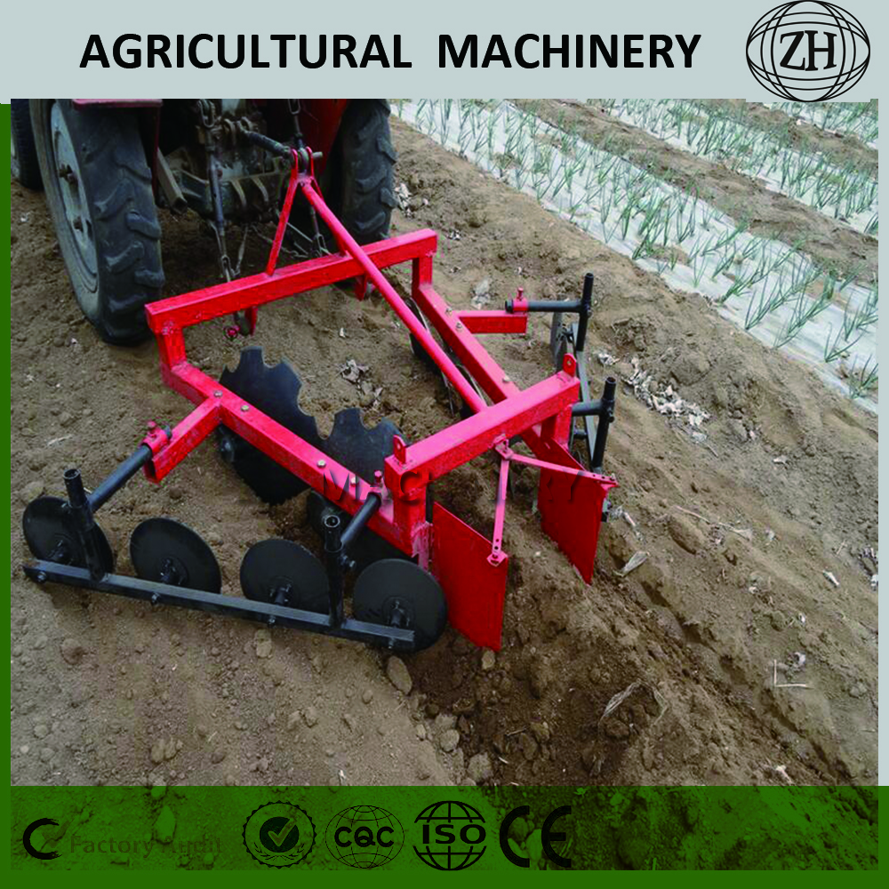 Disc Plough Match Brand New Tractor