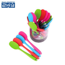 Safe Silicon Spoon Silicon Baby Spoon for Feeding