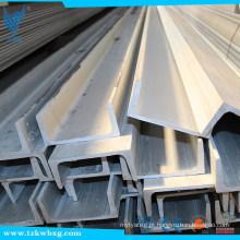 Aisi 304 aço inoxidável canal bar fornecedores na China | Channel aço inoxidável soldagem de aço