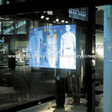 30m*1.524m Transparent hologram screen, hot sell, four colors, good-quality, high gain