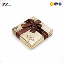 La mejor calidad y precio razonable con diseño de moda caja de regalo de cartón