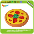 3d Pizza (Full) food shape promotie Gum van briefpapier