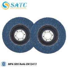 Melhor preço de disco flap durável para polimento made in China