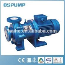 Résistance à la corrosion Pompe centrifuge à entraînement magnétique sans fuite