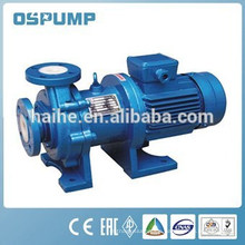 Corrosion resistance Leak free pump magnetic drive centrifugal pump