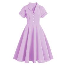 Summer Sweet MID-Length Women Skirt and Big Swing Dress