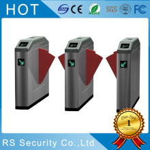 10 Years for Fare Flap Barrier Gate Access Turnstile Entrance Flap Barrier Gate export to Netherlands Manufacturer