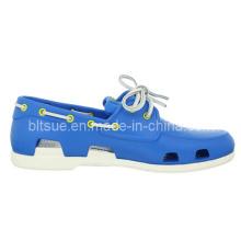 Men Boat Loafer Shoe Leather Boat Shoes