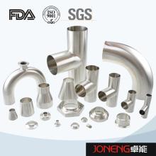Raccords de tuyaux sanitaires haute précision en acier inoxydable (JN-FT3005)