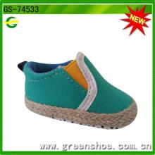 Buen precio suave Outsole tendencia recién nacido zapatos de bebé