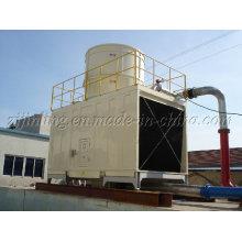 Torre de resfriamento com fluxo cruzado e retangular com certificação CTI da série JNT (JNT-200UL)