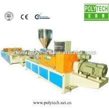 ASA Foamed Composite Corrugated Tile Línea de producción / máquina