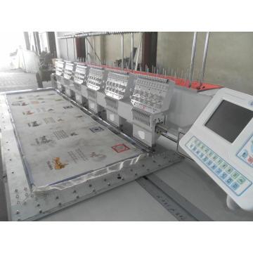 Machine à broder plat informatisée 906