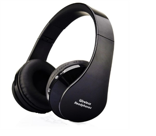 over the head bluetooth headset