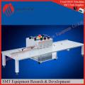 3-pole-tylpe PCB cutting machine with 1.2m platform