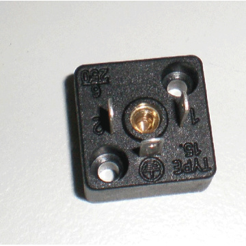 Plug for Connector and Valve (SB217-3P)