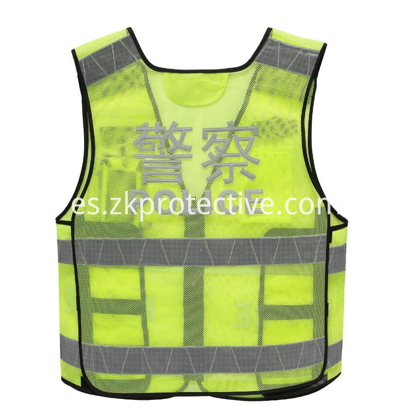 Safety Police Jackets