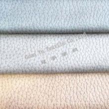 Velours de Polyester gaufré Suede canapé tissu (G69-26)