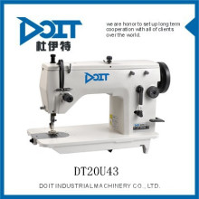 Máquina de costura industrial automática do ziguezague DT20U43