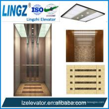 Pequeno elevador para uso doméstico